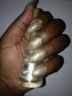 Vernis à Ongles 1 Seconde n°42 Oh My Gold  de Bourjois
