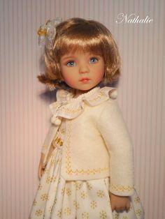 Little Darling Doll Dress Dianna Effner | EBay