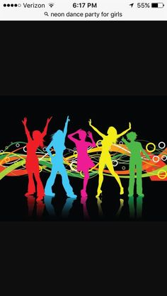 FEA El Carmen Fifties Party, 70s Party, Retro Party, Neon Party, Disco Birthday Party, Disco Party, Rockstar Party, 80s Party Decorations, Trippy Painting