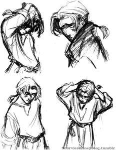 scurviesdisneyblog: Jim Hawkins Concept Sketches LOVELOVELOVELOVELOVE