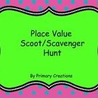 This is a great way to practice place value.  You can use the cards to play Scoot or have the kids go on a Scavenger Hunt.  Follow me to see great ...