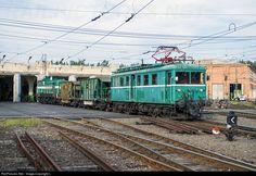 RailPictures.Net Photo: 87 Budapest Transport Limited (BKV.Zrt) LVII at Budapest, Hungary by László Zentai