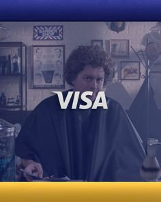 You need a trim before a date? We let you tap to pay. Add Visa to your payment-enabled phone and you could go wallet-free.
