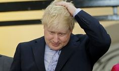 Boris Johnson caught on camera reciting Kipling in Myanmar temple   Politics   The Guardian