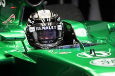 Kamui Kobayashi suggests Caterham would be better off using a car as he expresses grave concerns about the new Renault-engined Kamui Kobayashi, New Renault, F1, No Worries, Good Things