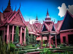 National Museum in Phnom Penh