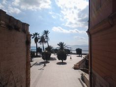 Cagliari Castello...sun in the city...