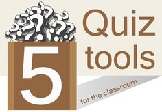 5 Quiz Tools For The Classroom : Professional L...
