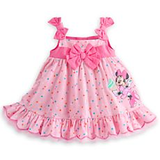 Disney Minnie Mouse Woven Dress for Baby Frocks For Girls, Kids Frocks, Kids Outfits Girls, Little Girl Dresses, Girl Outfits, Girls Dresses, Party Dresses, Baby Girl Dress Patterns, Baby Dress