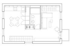 Modern Loft Space in Camden by Craft Design