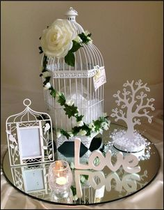 birdcage wishing well - Google Search