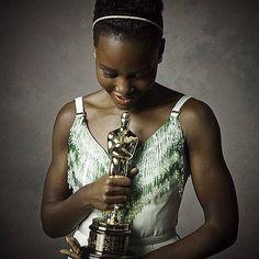 Lupita - Oscar Winner, 12 Years A Slave
