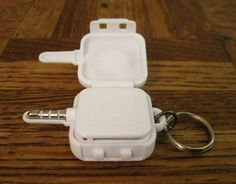 Keychain Cases For Your Square Credit Card Reader