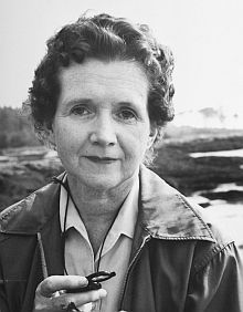 Rachel Carson - marine biologist, environmental advocate, author, educator