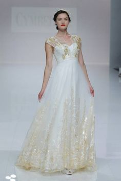 Cymbeline 2019. Beautiful Gowns, Beautiful Bride, Wedding Gowns, Wedding Day, Paris Mode, Couture, Elegant, Marie, Summer Dresses