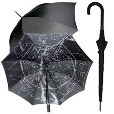 The Constellation Umbrella available at www.let-it-rain.com.