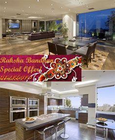 #Interior Design Service #Raksha Bandhan #Special #Offers for your Special Ones ...  Sign Up on