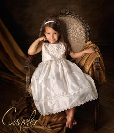 Riley was amazing allowing us to create a classical portrait with personality. Thanks mom and dad for bringing her in.