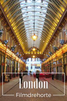 London für Filmfans - Travel and Extra London Live, London Map, London Travel, Europe Destinations, Edinburgh, London Instagram, Reisen In Europa, Travel Log, Things To Do In London