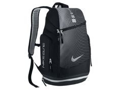 d858b292dc Nike Hoops Elite Max Air Graphic Backpack Nike Elite Bag