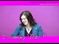 Becoming Wise Women's Online Bible Study