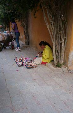 Artesanas mexicanas - Mujeres trabajadoras