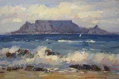 wessel marais - Google Search Beautiful Words, Watercolor Art, Cape, Paintings, Google Search, Beach, Travel, Ideas, Scenery