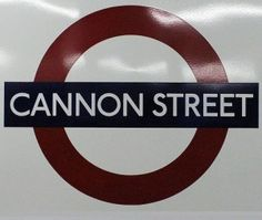 Guide to Cannon Street Tube Station in London