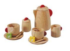 Tea Set by Plan Toys