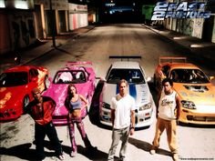 The Fast And The Furious Movie | For those who love speed and action...