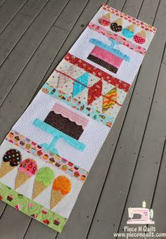 Piece N Quilt: Birthday Party Quilts!
