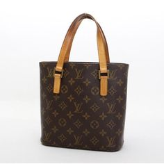 Louis Vuitton Vavin PM Monogram Handle bags Brown Canvas M51172