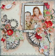 Treasuring Memories: Maja Design papers
