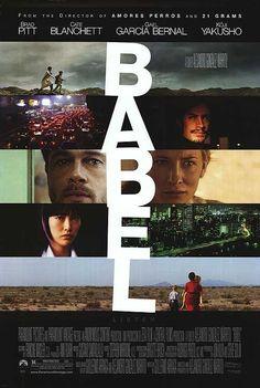 """Babel"" - 01 __ Design © BLT Communications, LLC __ #inspiration #creativity #art #art_direction #film #film_poster #movie #movie_poster #poster #poster_design #graphic #design #graphic_design #photography #typography #impawards"