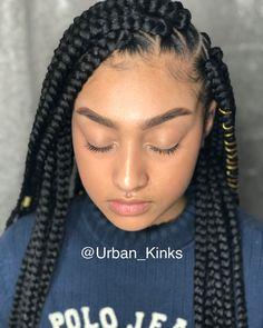 ✨Urbanista ✨ When perfection is no longer an option but a requirement ! #urbankinks #boxbraids #triangleboxbraids #braids #poeticjusticebraids #neatbraids #neatbraider #latinas #beautifulwomen #hairgoals #braidgoals #bronxbraider #nycbraider #professionalbraider #nychairstylist #nycbraider #hairslayed #haironfleek #naturalhair #naturalhairstyles #naturalhairdaily #naturalhairstylist #melanin #braidbeast #braidlove #winterhair #backtoschoolhair #feedinbraids #stitchbraids #dope #bookme