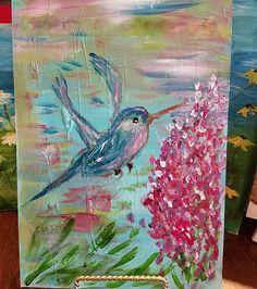 Pretty Bird Painting