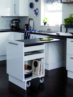 Kitchen innovations new from Magnet.  Appliances, kitchen technology, utensils, style, home ideas, kitchen ideas