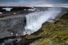 Dettifoss, Iceland | Dettifoss, Iceland 24mm, 1/6 sec, f/13.0 ISO 100