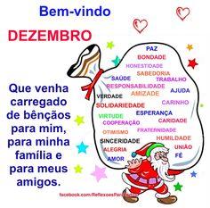 Acesse, com links para mensagens de Natal e de Ano Novo #FelizNatal #Natal