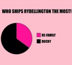 Rydellington! I just can't believe how much he wants it to happen.
