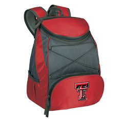 Picnic Backpack NCAA Texas Tech Red Raiders