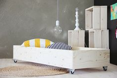 Pinjacolada: Wooden and playful furniture for kids