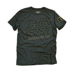 Boulevard Brewing Company » Tank 7 Hammerpress Tee | T-shirts