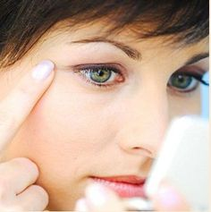 Интенсивный уход за кожей вокруг глаз