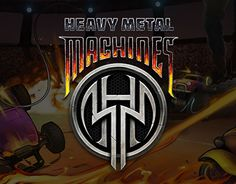 This is a logotype I designed for Heavy Metal Machines, an Action MOBA game from Brazil, in 2012. The game is currently in Open Beta in Brazil and will soon enter Closed Beta in North America.
