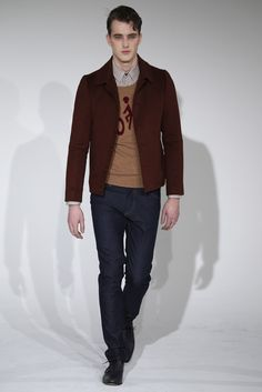 Carlos Campos Men's RTW Fall 2013 - Slideshow - Runway, Fashion Week, Reviews and Slideshows - WWD.com