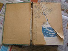 book repair class