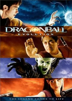 Dragon Ball, Dragonball Evolution, Movie Tv, 18th, Films, Movie Posters, Blog, Dragon Pictures, Dragons