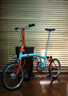 Brompton Gulf Racing edition 프란힐리 from Naver Brompton club Korea all right reserved