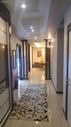 Home Stairs Design, House Design, Luxury Life, Luxury Homes, Foto Snap, Living Room Decor, Bedroom Decor, Showroom Interior Design, Pastel Room